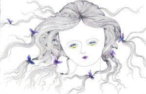 Olhos Coloridos by Lea Camargo