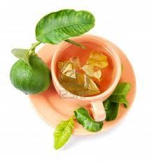 Chá com bergamota